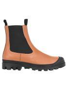 Loewe Chelsea Boots - TAN