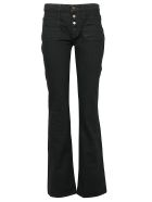 Saint Laurent Jeans - Worn black