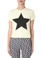 Etre Cecile Round Neck T-shirt - GIALLO