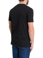 Dior Homme Embroidered Tee - Nero