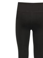 DKNY Logo Detail Leggings - Nero bianco