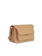 Marni Medium Trunk Bag - Pink