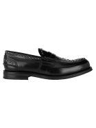 Church's Pembrey Met Loafers - BLACK