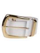 B-Low the Belt B. Low The Belt Jordana Belt - White Gold