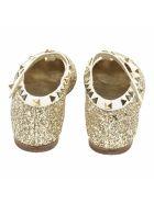 Prosperine Shoes - Oro