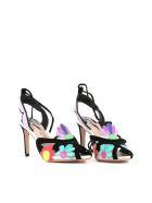 "Sophia Webster Sandals ""frida Mid"" - Multicolored"