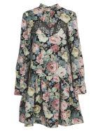 Vivetta Flora Pattern Dress - Multicolor