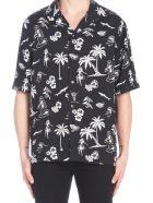 McQ Alexander McQueen 'billy Hawaii' Shirt - Black&White
