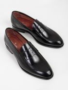 Tagliatore Classic Loafers - Black