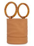 Simon Miller S804 Bonsai Leather Bucket-bag - Saddle Brown