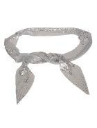 B-Low the Belt B. Low The Belt Large Tie Belt - Silver