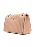 Jimmy Choo Helia Small Shoulder Bag - Ballet Pink