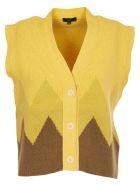 Jejia Yellow Vest - Yellow