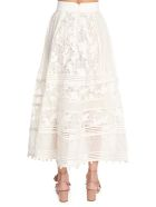 Zimmermann Skirt - White