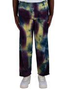 Futur Core Bud Pants - Tie Dye - Bordeau/giallo