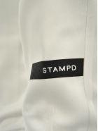 Stampd la Stampd Colour Block Track Pants - WHITE