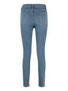 J Brand Leenah Skinny Jeans - Denim