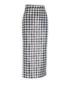 In The Mood For Love Skirt - Multicolor