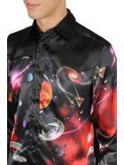 SSS World Corp Shirt - Nero