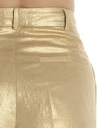 (nude) Pants - Gold