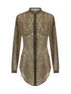 Saint Laurent Shirt - Leopard