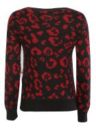 RED Valentino Ribbed Sweater - No