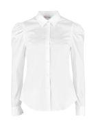 RED Valentino Stretch Poplin Shirt - White