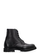 Church's Coalport 2 Leather Lace-up Boots - black