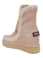 Mou Braided Ankle Boots - Basic