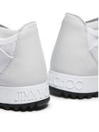 Jimmy Choo Toronto Slip-on Sneakers - Bianco nero