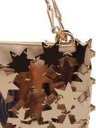Paco Rabanne 'comet Star 1969' Plastic Shoulder Bags - Light Gold