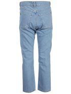 Nanushka Cropped Jeans - 90`s Blue