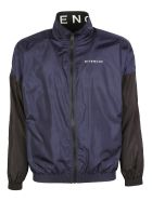 Givenchy Windbreaker Jacket - Deep blue