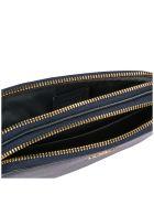 Coach  Leather Cross-body Messenger Shoulder Bag Sadie - Blu