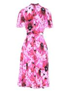 Alexander McQueen Dress - Fuxia