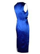 Parosh Dress - Blue