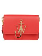 J.W. Anderson Jw Anderson Logo Bag - Scarlet