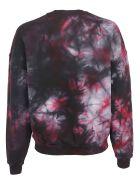 REPRESENT Sweatshirt - Red marble
