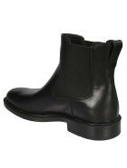 Tod's Classic Chelsea Boots - Black