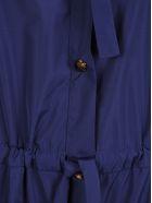 Marni Marni Drawstring Parka Coat - BLUE