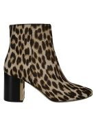 Tory Burch Boots LEOPARD PRINT BOOTS