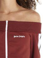 Palm Angels Sweatshirt - Burgundy