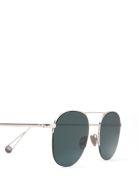 AHLEM Ahlem Place Saint Sulpice White Gold Sunglasses - WHITE GOLD