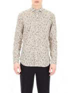 CC Collection Corneliani Printed Shirt - SAND (Beige)