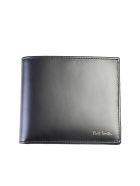 Paul Smith Branded Wallet - Black