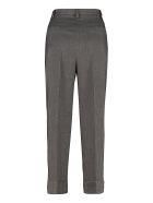 Hebe Studio Boyfriend Trousers - grey