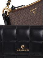 MICHAEL Michael Kors Jet Set Medium Shoulder Bag In Leather - Brown
