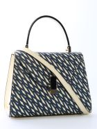 Valextra Iside Bag Small - Blue