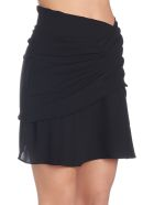 IRO 'lotus' Skirt - Black