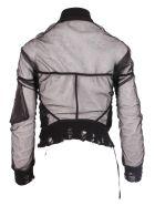 Ben Taverniti Unravel Project Unravel Project Polyester Jacket - Black